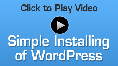 Installing WordPress Easily with InMotion Hosting