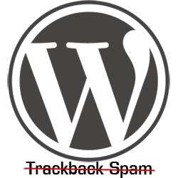 Disable WordPress Trackback Spam