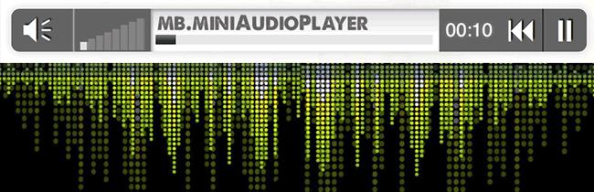 MB Mini Audio Player